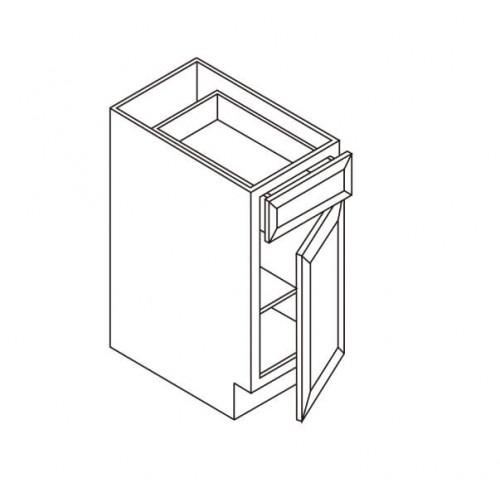 Base 1 Drawer 1 Door – 6