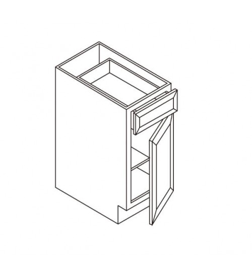 Base 1 Drawer 1 Door – 8