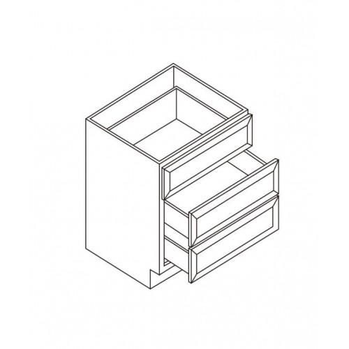 Base 3 Drawers – 6
