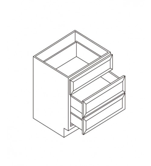 Base 3 Drawers – 8