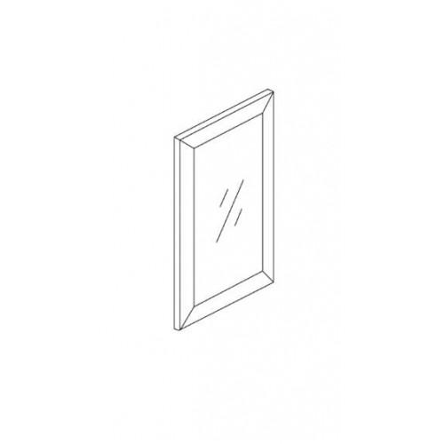 """Glass Door 15""""W – 5"""