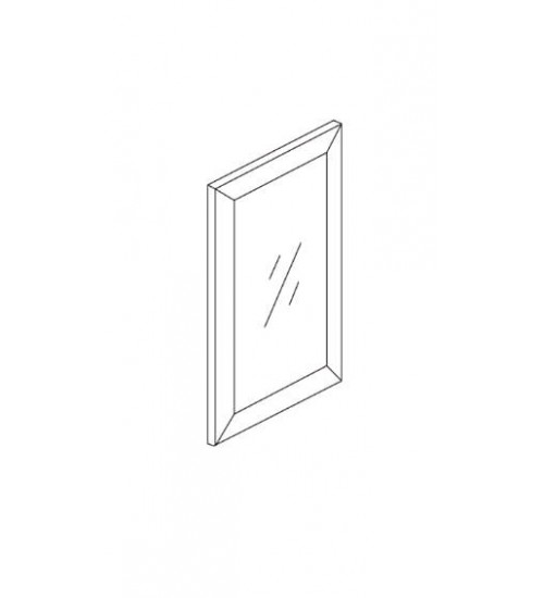 "Glass Door 18""W – 4"