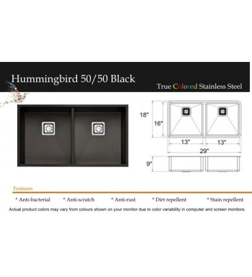 Hummingbird 50/50