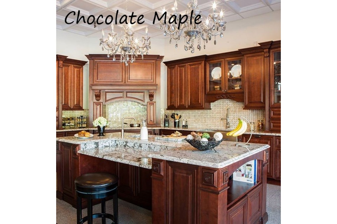 chocolate maple
