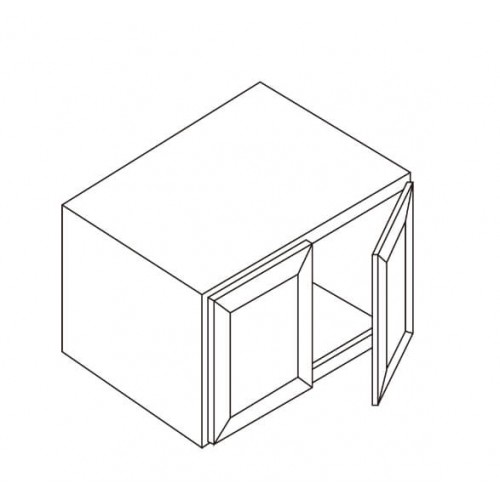 """Refrigerator Wall Cabinet 36""""W x 27""""D – 6"""